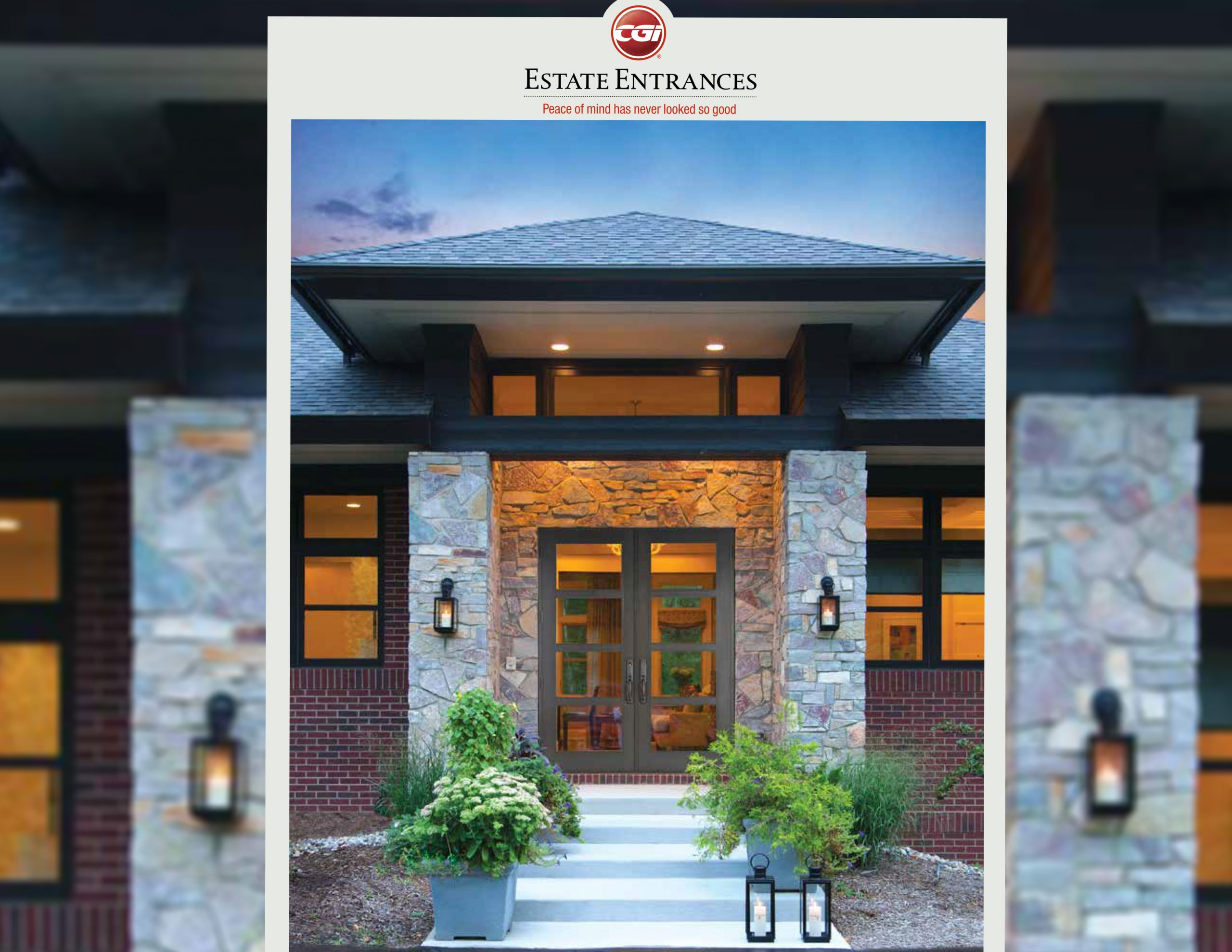 Why Choose CGI Estate Collection Impact Resistant Windows and Doors?