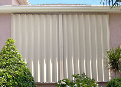Accordion Shutter in Fort Myers