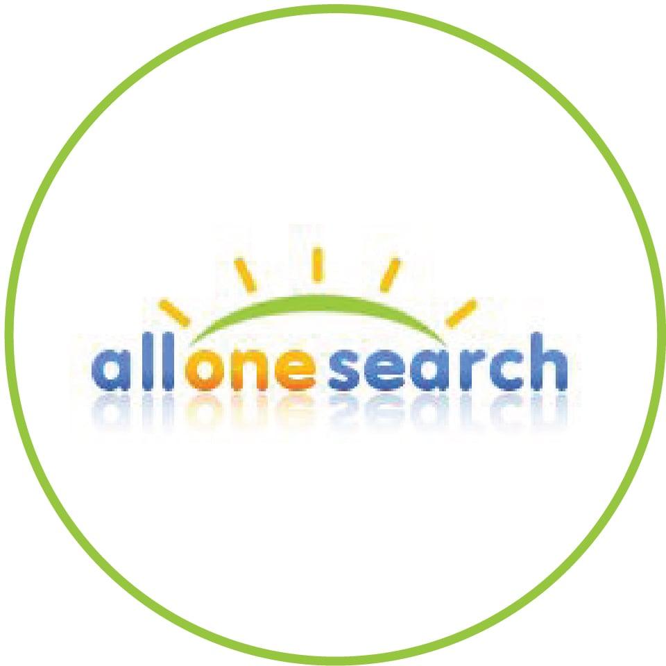 AllOneSearch Logo