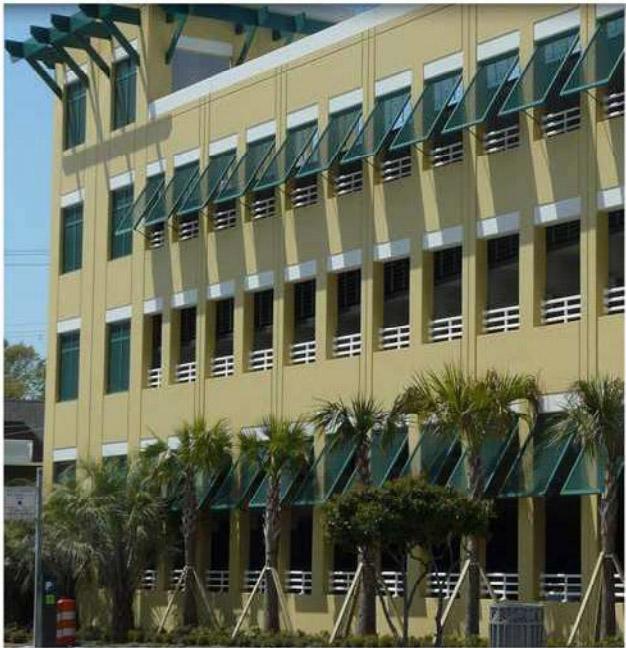 Bahama Shutters in Florida