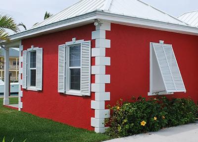 Bahama Hurricane Shutters