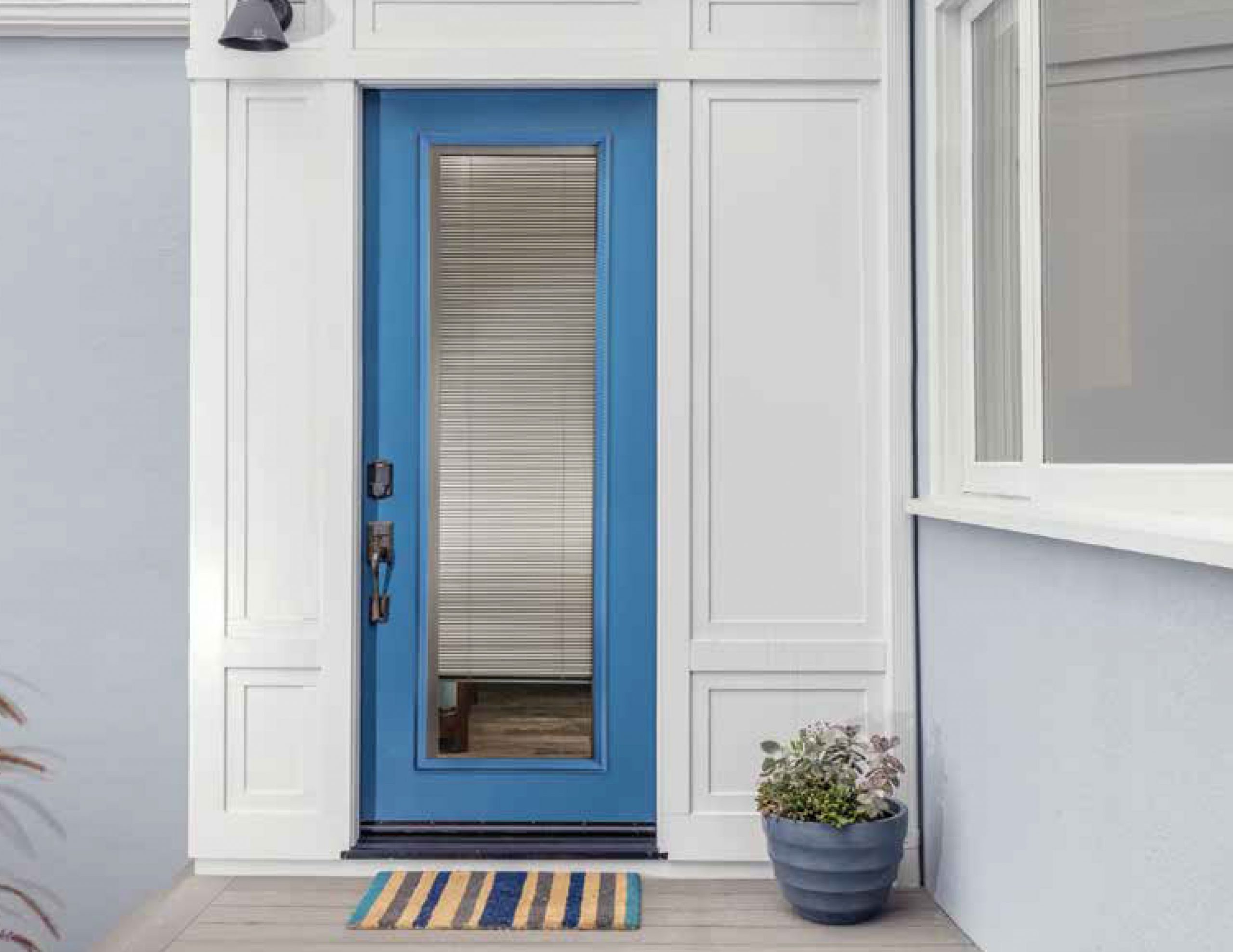 Contemporary Entry Door for Your Home or Business