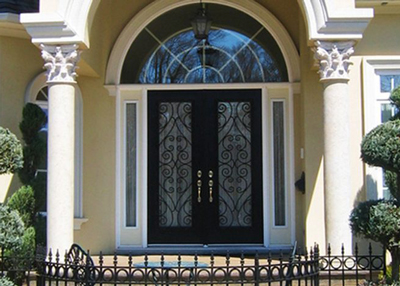 Entry Door Insert in Fort Myers
