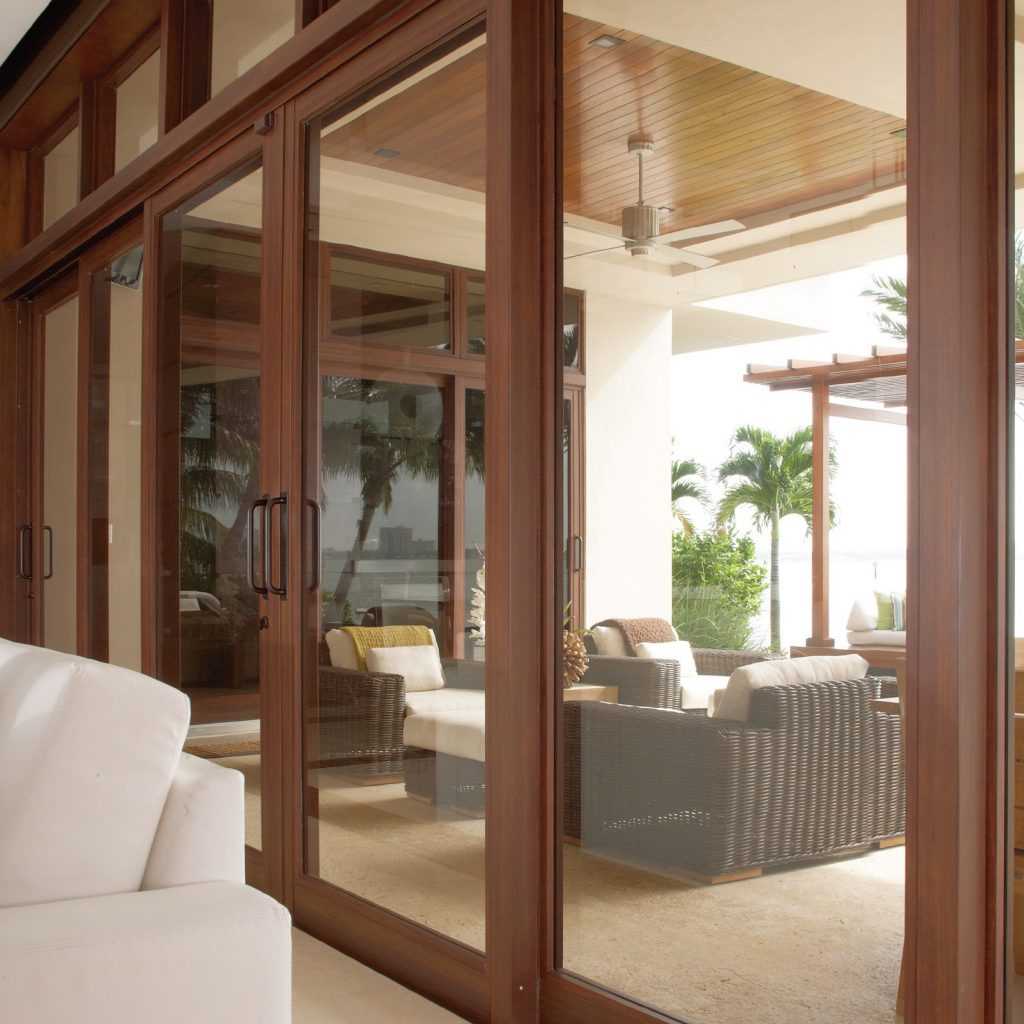 Sliding Series 560 Doors in Fort Myers