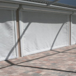 Fabric Screen Shutters in Southwest Florida