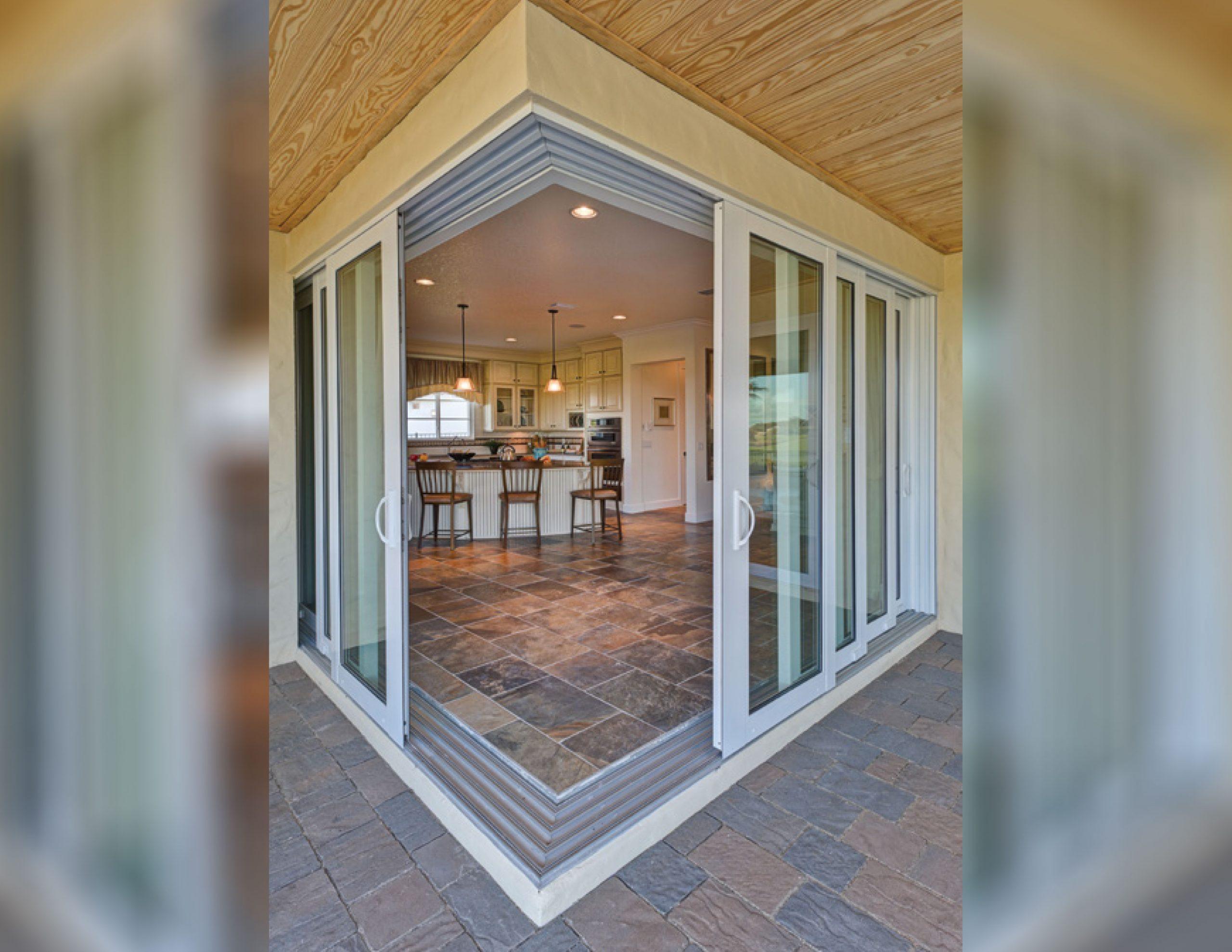 The Ravishing Hurricane Impact Sliding Glass Doors