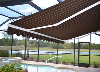 Retractable Awning in Fort Myers