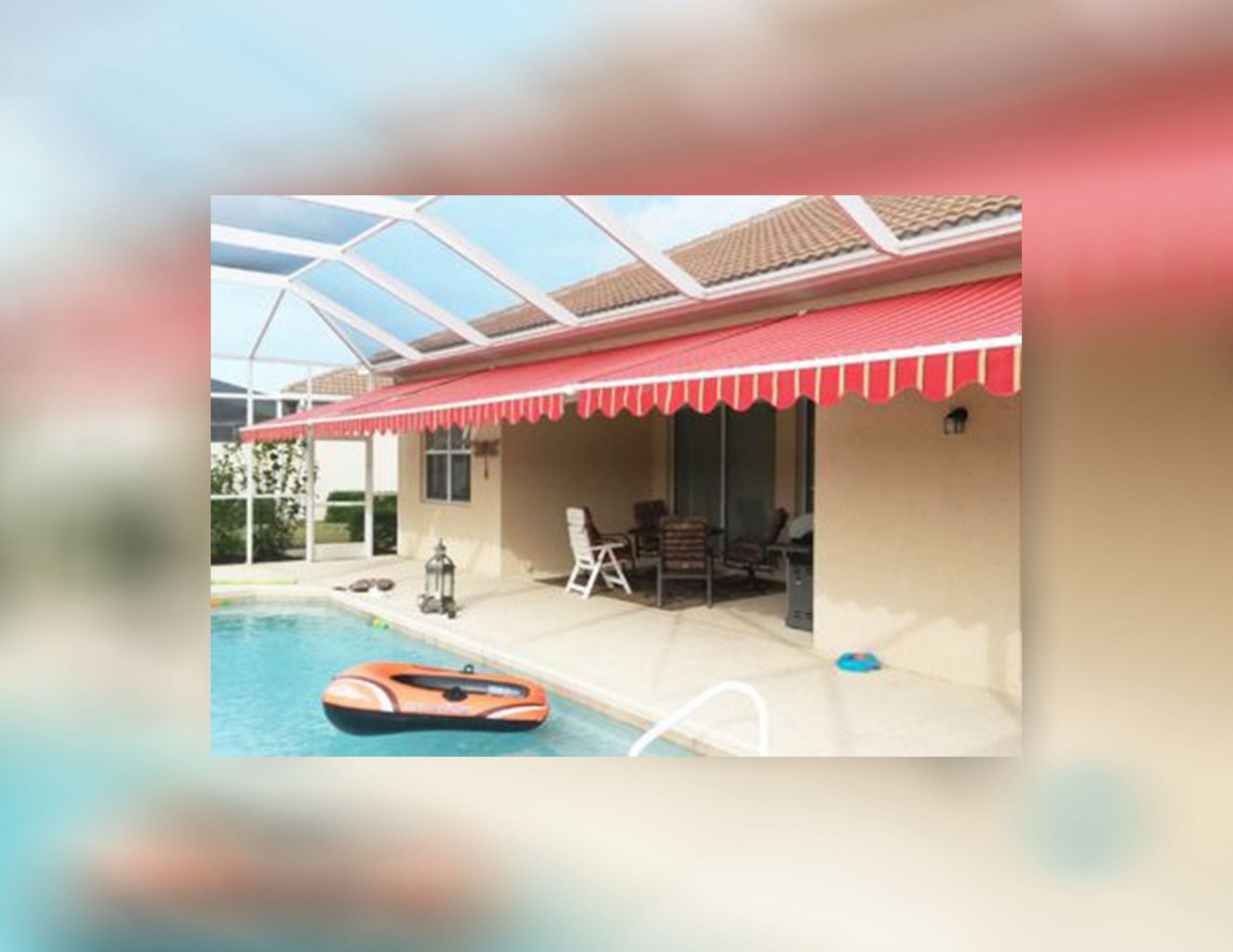 What is Retractable Awnings and where can you use it