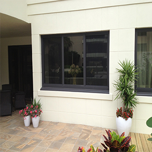 Horizontal Rolling Window Series 375 in Fort Myers