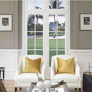 Vinyl Casement Window in Southwest Florida