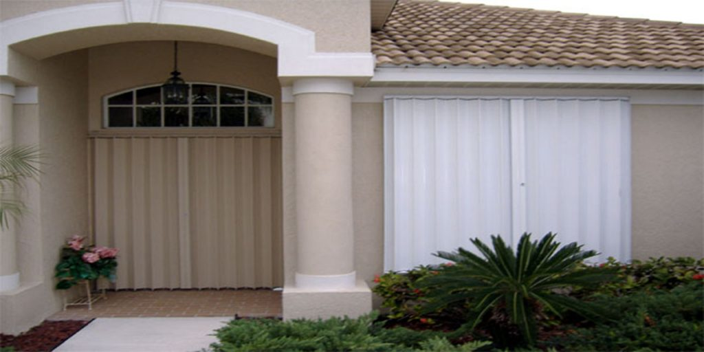 Accordion Shutters in Southwest Florida