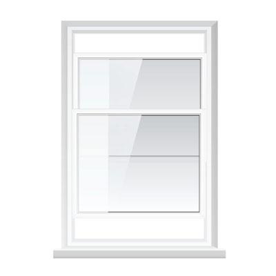 Double-Hung Vinyl Windows