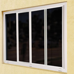 Horizontal Rolling Window Series 375​ in Fort Myers