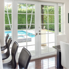 French Door in Fort Myers