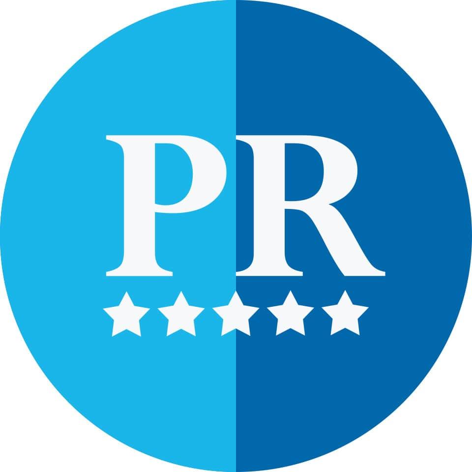 pr.business Logo