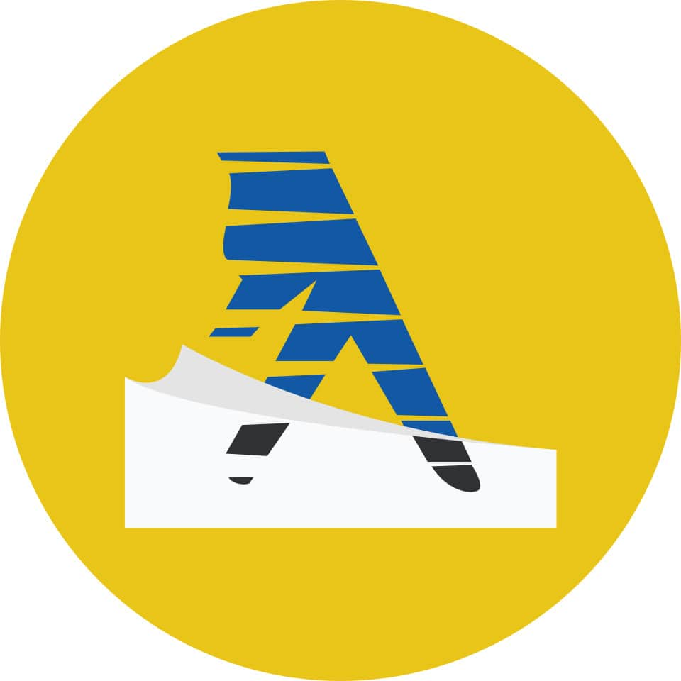 White & Yellow Pages Logo