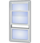 Double Hung Window in Southwest Florida