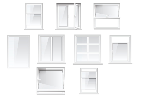 What are the Different Window Types?